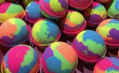 3 Reasons to Try Out Our Rainbow Bath Bombs Today!